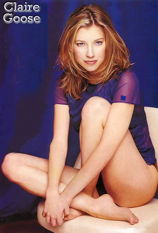 claire goose hot