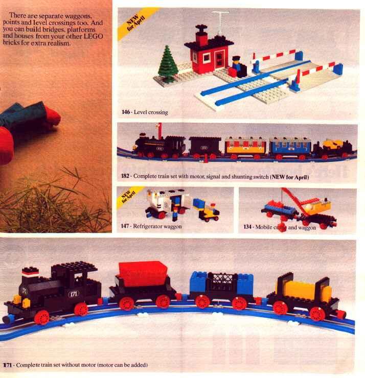 Lego catalogue - 1976 - page 9