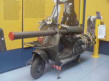 vespa bazooka