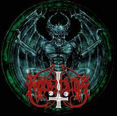Marduk Sticker