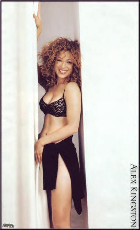 Even Alex kingston river song nude share your