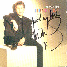 Michael Ball - First Love