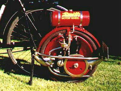 Motor Bicycle Plate