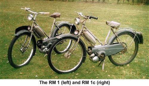 European Lightweight Motorized Bicycles Page 19