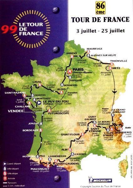 Tour De France Rules Time Limit