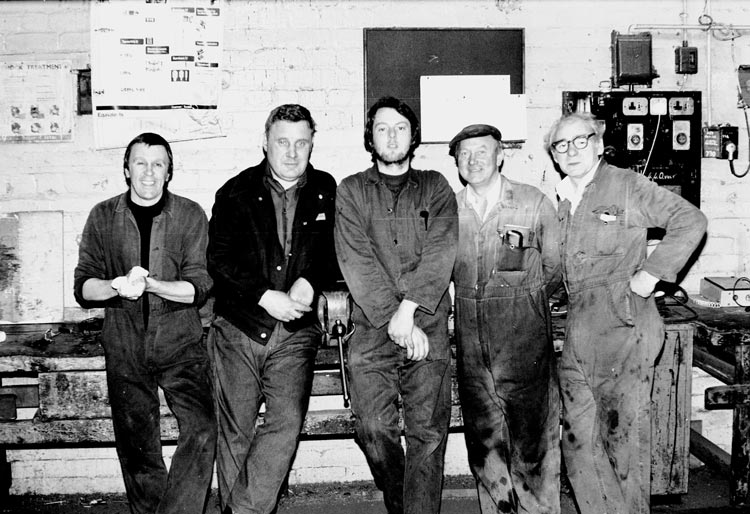 Chapel Bank People 1 D E C Workington 1980