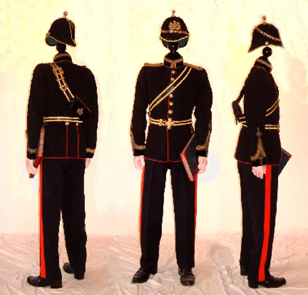 Army Medical Corps Uniform Royal Army Medical Corps or